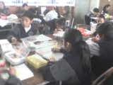 Visita escuela urbana