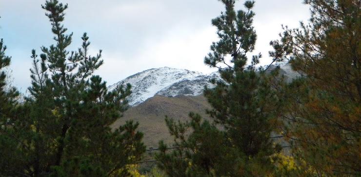 Cerros nevados, Potrero de los Funes