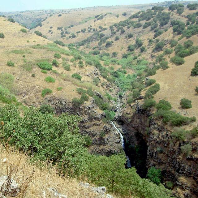 yehudia trail