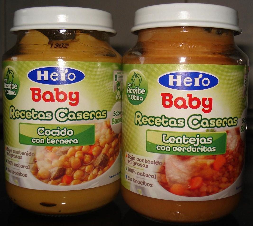 Potitos hero baby recetas caseras bien pero mam contra corriente - Marcas de sabanas buenas ...