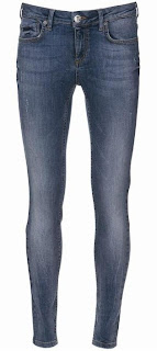 Topshop Jamie skinny jean