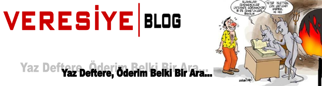Veresiye - Blog