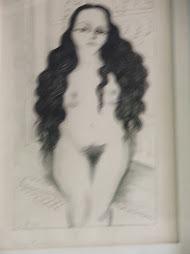 Frida desnuda.Diego Rivera
