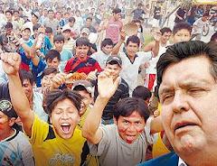 GARCÍA LLORA ANTE LUCHA AMAZONICA