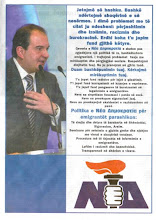 ΠροεκλογικΗ διαφΗμιση της ΝΔ σε…ΑλβανικΗ εφημερΙδα…