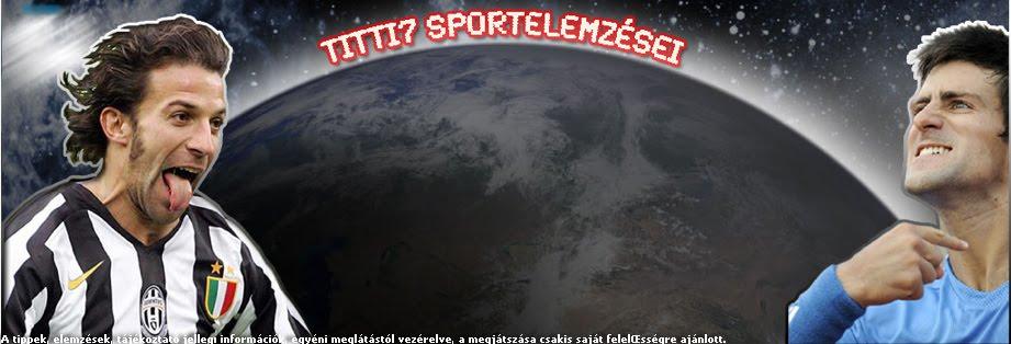 Titti7 sportelemzései