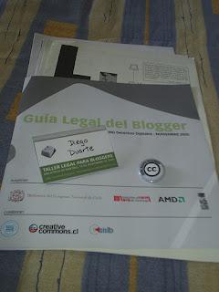 La legalidad llega a la blogosfera