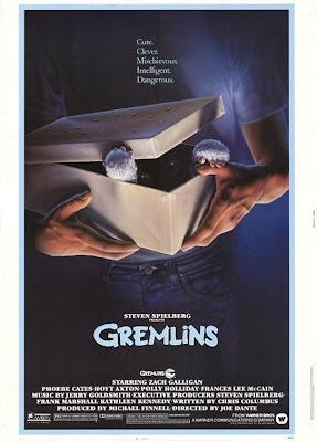 Gremlins poster original
