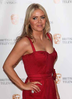 Patsy Kensit still hot at the 2009 BAFTA Awards