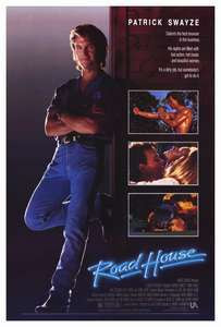 Patrick Swayze Poster from Road House
