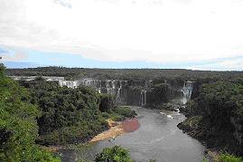 parque nacional Iguzú