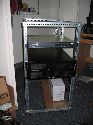 Hack Amp D I Y You Computer Hardware Diy 20u Server Rack
