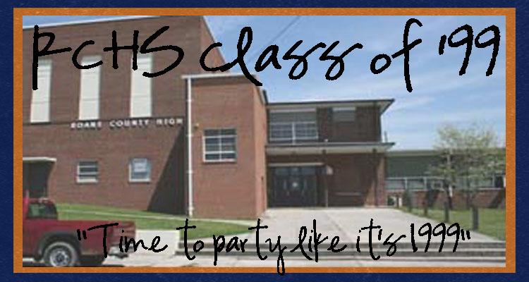 RCHS Class of '99 Reunion