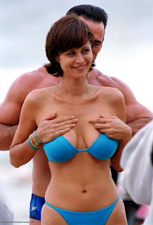 catherine bell fhm pictures