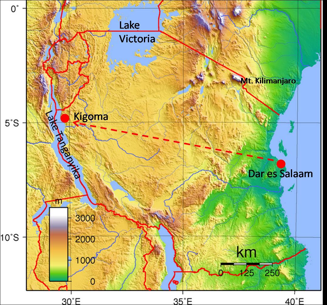 Lake Volta Africa Map : Volta River Africa Map, Ghana Map, Where ...