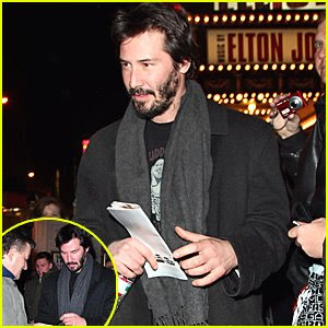 Keanu Reeves August Osage County