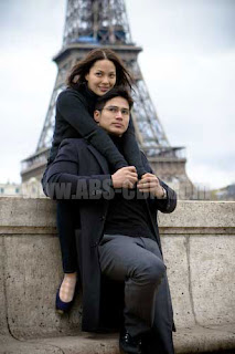 Piolo Pascual KC Concepcion Lovers in Paris