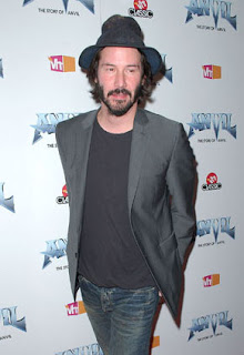 Keanu Reeves Anvil Red Carpet Premiere
