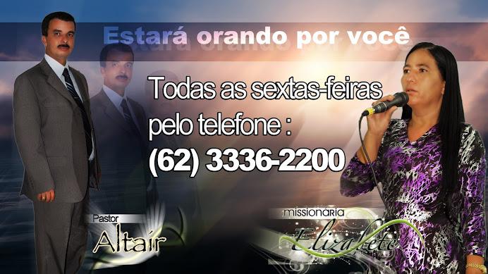 Pr: Altair e Miss: Elizabete