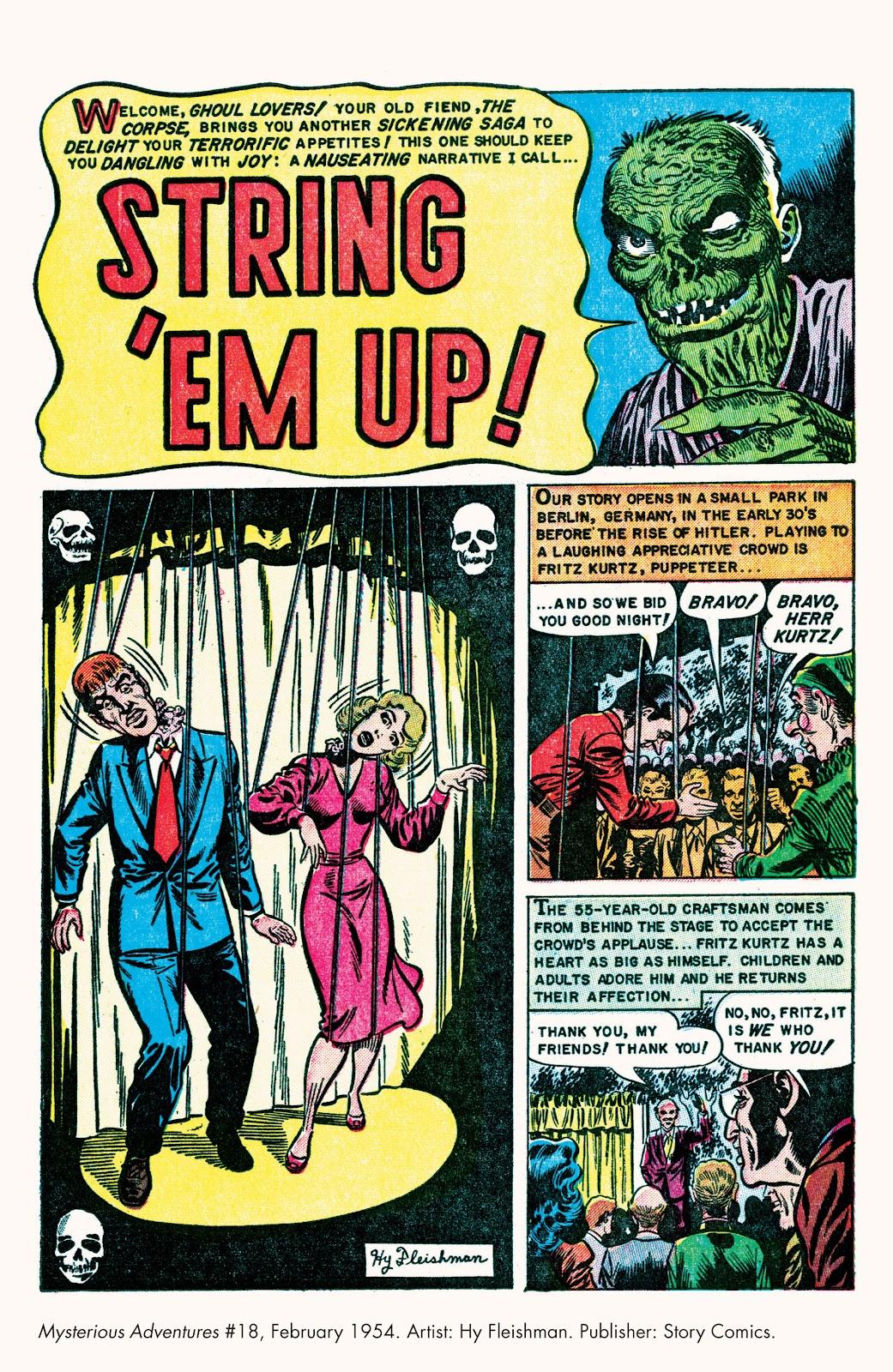 Haunted Horror Issue #6 #6 - English 15