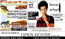 viernes.16 Reggaedancehall/sab.17 Hernan Pelegri.