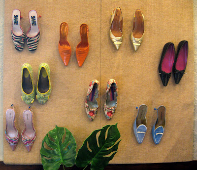 Decorating With Shoes
