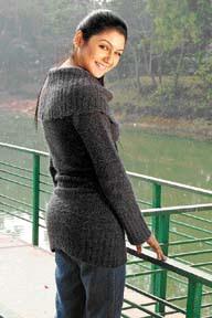 Bangladeshi Model Joya Ahsan