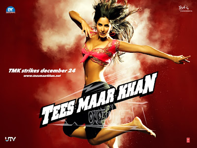 Tees Maar Khan (2010) Hindi Movie mp3 song free download