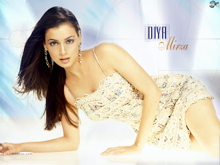 Diya Mirza hot and sexy photo gallery