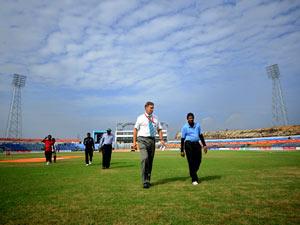 Chittagong Divisional Stadium Bangladeshi venues Chittagong are selected