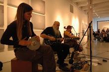 Meg Thomas, Victor Sanders & Meg Lauterbach