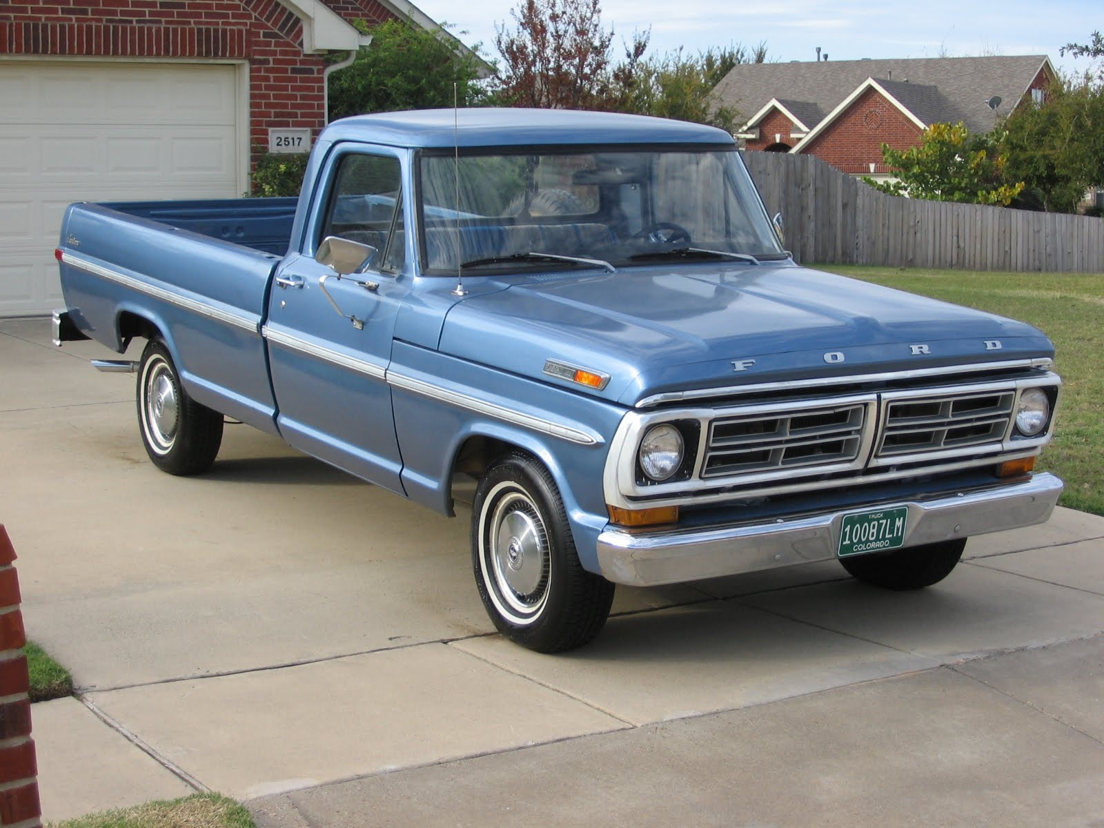 1974 Ford F100 Colors Autos Post