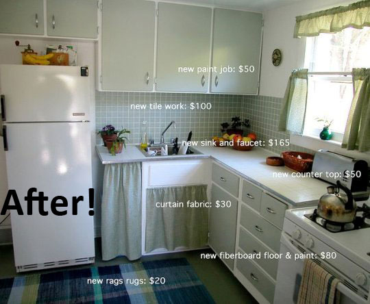 Top Low-Budget Kitchen Remodel Ideas 540 x 444 · 52 kB · jpeg