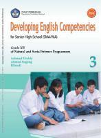 Buku Pelajaran SMA Kelas 12 – Bahasa Inggris Program IPA dan Bahasa ...