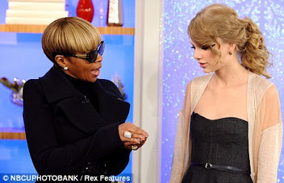 mary j blige and taylor swift