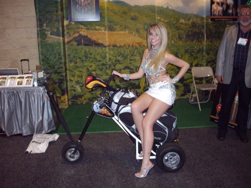 Electric Golf Caddy >> Single rider electric golf cart that golfers can also use as an electric golf cart trolley: 15 ...