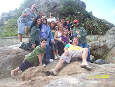 Bugueiros em Ubatuba Beach