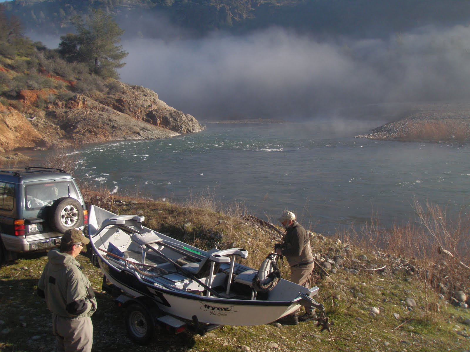 Fly fishing traditions lower yuba river fishing report for Yuba river fishing report