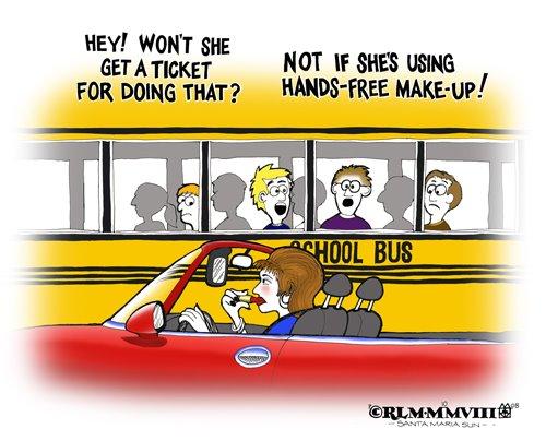 - - - - - HANDS FREEE - - - - -