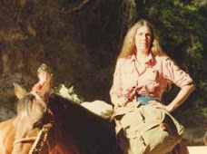 Peggy On Horseback