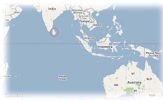 Whereabouts Of Sri Lanka Where Is Sri Lanka Located - Where is sri lanka