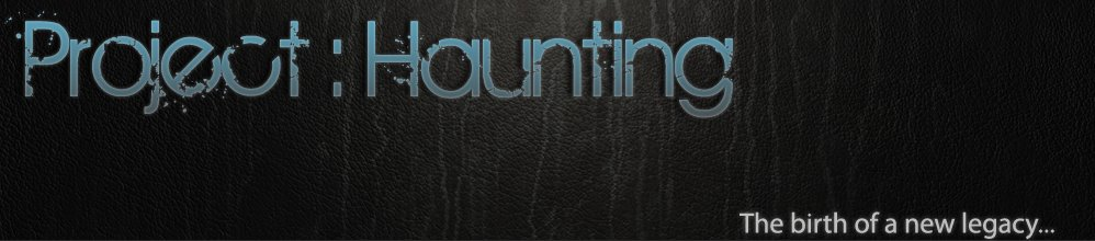 Project : Haunting-Blog