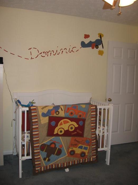 Dominic's Nursey