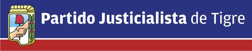 PARTIDO JUSTICIALISTA DE TIGRE