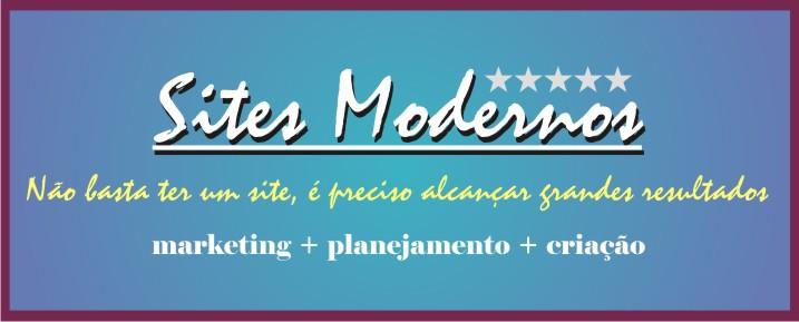 Sites Modernos