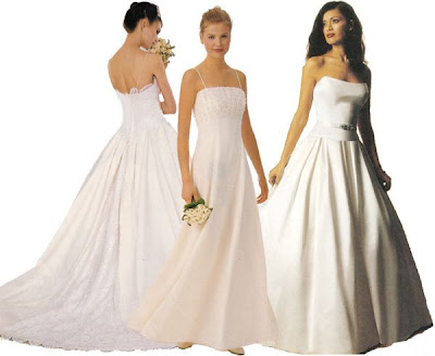 You can option for attractive cocktail wedding dress wedding gowns by many