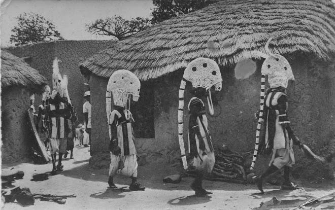 carte postale ancienne cote d'ivoire