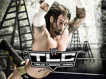 WWE TLC: Tables, Ladders & Chairs movie