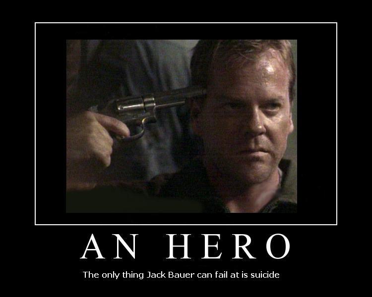 Jack Bauer Chloe Meme Cabronos Extraños...