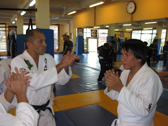 ROLLY POLANDOS & ROYCE GRACIE